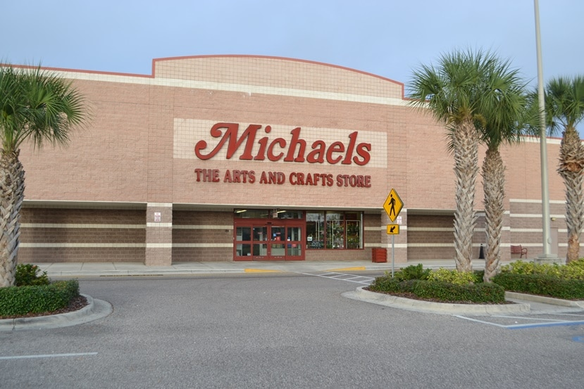 Michaels Arts And Crafts Store Clearwater Mall