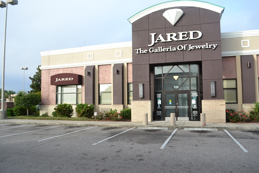 Jared Galleria of Jewelry Clearwater Mall Clearwater Mall